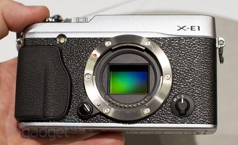 Fujifilm X-E1 hands-on -- Engadget | Fujifilm X-E1 | Scoop.it