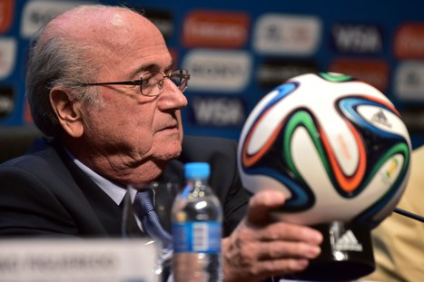 FIFA says Brazil not footing World Cup operational costs   FIFA World Cup Brazil   Scoop.it