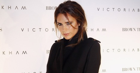 The Connected Fashion Empire of Victoria Beckham | Moda | Scoop.it