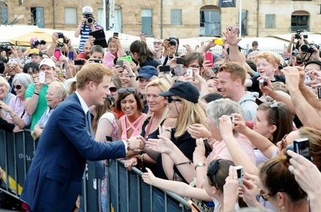 Prince Harry ready to marry says friends as royal charmer receives rapturous ... - The Province | Fashion | Scoop.it
