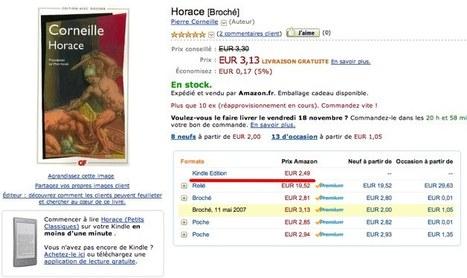 Amazon.fr : quand Larousse vaut bien Flammarion | eBouquin | #prisunic | Scoop.it