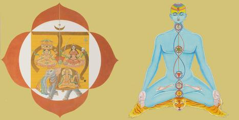 Muladhara : le chakra racine   Plus zen la vie   Scoop.it
