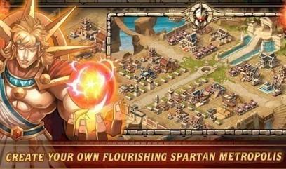 Gra Spartan Wars: Empire of Honor | MMO games | Scoop.it