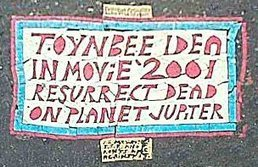 The Mysterious Toynbee Tiles • Damn Interesting | art and globalization | Scoop.it