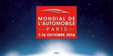 Le GNV s'invite au Mondial de l'Automobile de Paris (Gaz-mobilite, 20/09/2016) | Voitures au gaz naturel (GNV) | Scoop.it