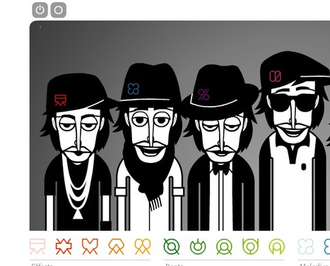INCREDIBOX - this is so much Musical fun! Add beats, effects, melodies and voices! | HCS Learning Commons Newsletter | Scoop.it