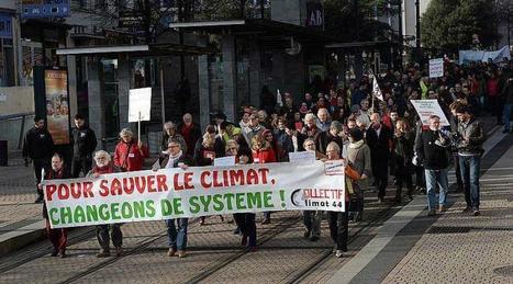 400 personnes manifestent à Nantes pour sauver le climat | NPA 44 - revue de presse | Scoop.it