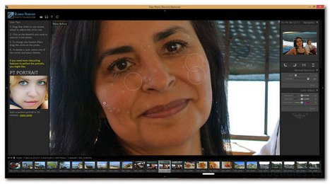 Free Photo Blemish Remover - gommez les imperfections de la peau sur une photo | lol | Scoop.it