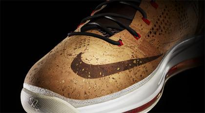 Boas Notícias - A febre da cortiça chega à Nike e à NBA   Dude WTF?   Scoop.it