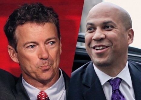 Cory Booker and Rand Paul Propose Criminal Justice Reform for Minors and Nonviolent Offenders | enjoy yourself | Scoop.it