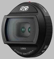 Review: Panasonic 12.5mm f/12 Lumix G 3D   Photography Gear News   Scoop.it