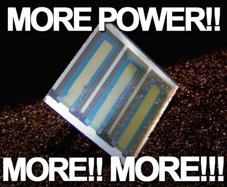 New Super-Powered Organic Solar Cells. | Sustainable Technologies | Scoop.it