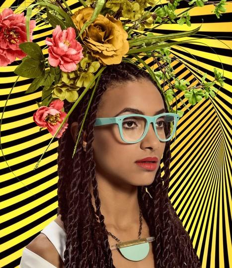 Esperanza Spalding Scores & Stars in Ray-Ban Film 'Gaze' - Saint Heron | Diverse Books and Media | Scoop.it