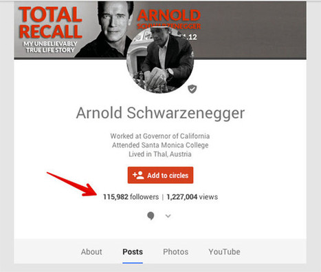 12 Things You Should Do on Your Personal Google+ Account Right Now | Public Relations & Social Media Insight | Scoop.it