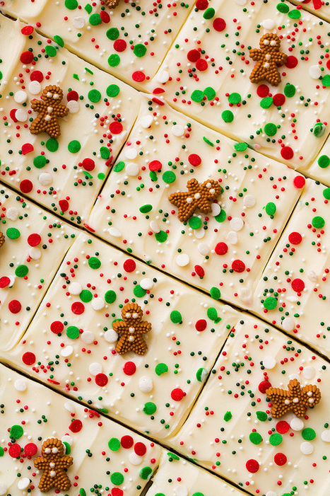 Gingerbread Bars with Cream Cheese Frosting - Cooking Classy | Passion for Cooking | Scoop.it