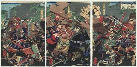 Shogun-ki: Principled Warfare II: Samurai Combat Done Right (And ... | Japan Under the Shoguns- Year 8 | Scoop.it