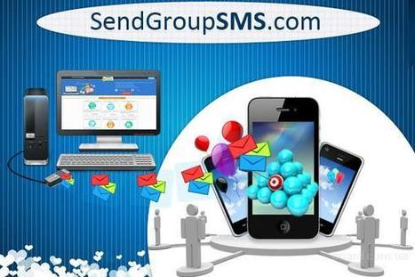 Easy to broadcast thousands of text messages using DRPU Bulk SMS Software | How to connect Android Mobile Phone to your Laptop for sending free SMS | Scoop.it