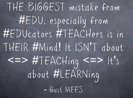 Coaching instead of Teaching in Modern EDUcation | #LEARNing2LEARN in #ModernEDU WITH & about #ICT | New Media & Communication | Scoop.it