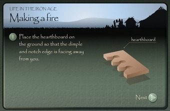 Free Technology for Teachers: Interactive History Animation - Daily Life in the Iron Age | iEduc | Scoop.it