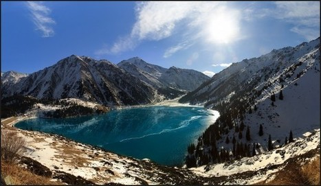 Kazakhstan: The Big Almaty Lake | Wicked! | Scoop.it