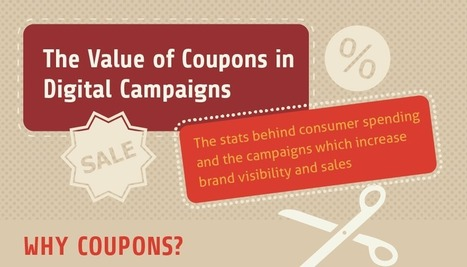 The Value of Coupons in Digital Campaigns | Public Relations & Social Media Insight | Scoop.it