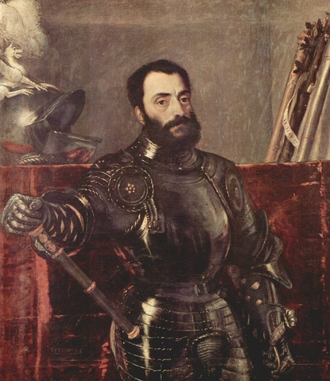 Francesco Maria I Della Rovere, duke of Urbino, 1490-1538 | Le Marche another Italy | Scoop.it