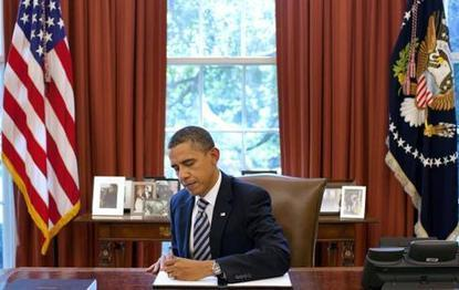 Obama Signs Nation's First 'Open Data' Law - InformationWeek | Veille Open Data 05 | Scoop.it