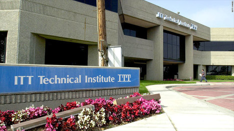 ITT Tech: The for-profit college that went up in smoke - CNN Money   The Student Union   Scoop.it