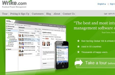 Online Web Based Project Management Software Reviews | | Project management and leadership | Scoop.it
