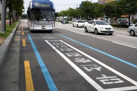 Une « route ÉLECTRIQUE » voit le jour en Corée du Sud | Machines Pensantes | Scoop.it
