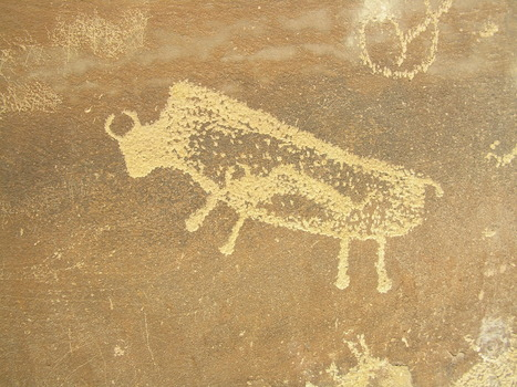 Ancient Rock Art Defaced In Nine Mile Canyon   Archaeology News   Scoop.it