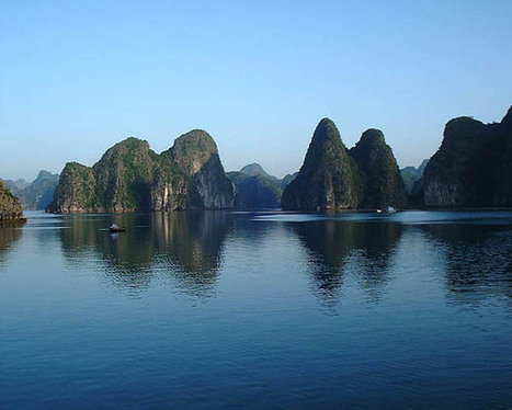 Halong Bay - The World Natural Heritage in Vietnam | EZ Traveller | Scoop.it