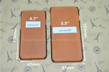 Bao da iphone 6 - 6s mới lộ diện 2 màu nâu và đen   Bao da ốp lưng điện thoại giá rẻ   Scoop.it