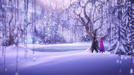 Why Disney's Marketing Campaign Doesn't Do 'Frozen' Justice - Variety   Integrated Marketing Communications   Scoop.it