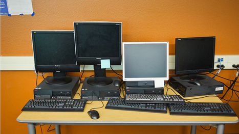 Why Computers Alone Won't Move the Needle | School libraries for information literacy and learning! | Scoop.it