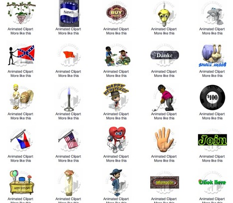 Animation Library | Welcome | Digital Delights - Avatars, Virtual Worlds, Gamification | Scoop.it