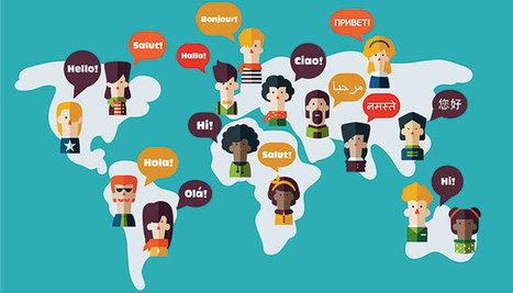Quand l'environnement façonne les langues | Les Mots et les Langues | Scoop.it