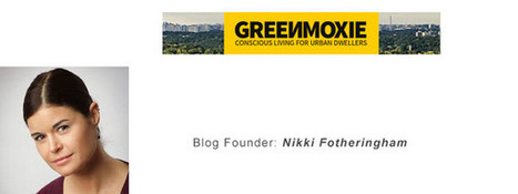 Featured Green Living Blog: Green Moxie | Green & Eco-Friendly | Scoop.it