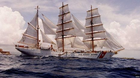 Why is the US still using a Nazi tall ship? - BBC News .. Fascinating history   Baroque   Scoop.it