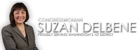 DelBene Joins Reps. Chu and Maloney in Introducing Legislation to Support Women-Owned Small Businesses | Congresswoman Suzan DelBene | Micro-business | Scoop.it