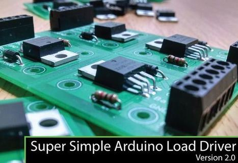 Arduino Load Driver Version 2.0 Introduced | Raspberry Pi | Scoop.it