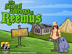 Several Journeys of Reemus & Ballads of Reemus - Point and Click Adventure Games | Online Web Games | Scoop.it