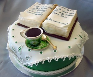 Eat This: Book Cakes! | Life of a LIBRARIAN | Scoop.it