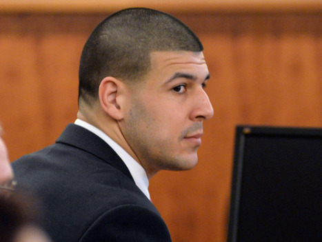 Some Context On The Aaron Hernandez Conviction | Criminology and Economic Theory | Scoop.it