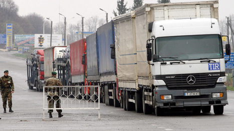 Trade 'suicide': Russia prepares to tighten borders if Ukraine signs on with EU   macroeconomics   Scoop.it