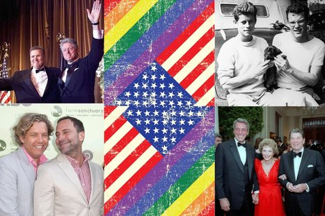 Gay Men & the Presidents Who Loved Them - Daily Beast | LGBT Times | Scoop.it