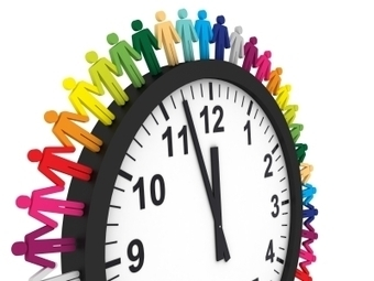 Effective Time Management Strategies | ManagingAmericans | Organized Office | Scoop.it