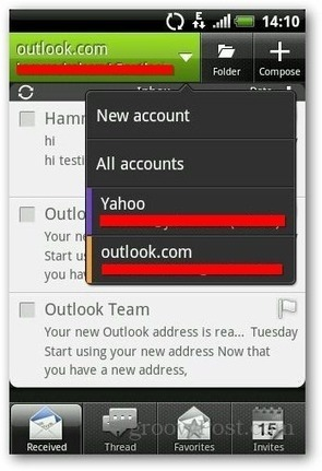 How to Configure Outlook.com on Android | Time to Learn | Scoop.it
