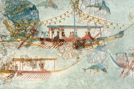 Underwater archaeology: Hunt for the ancient mariner : Nature News & Comment | Ancient History- New Horizons | Scoop.it