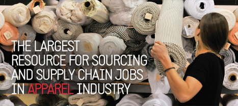 Largest Source of Apparel Fashion and Textile Jobs in USA | Apparel Jobs | Scoop.it